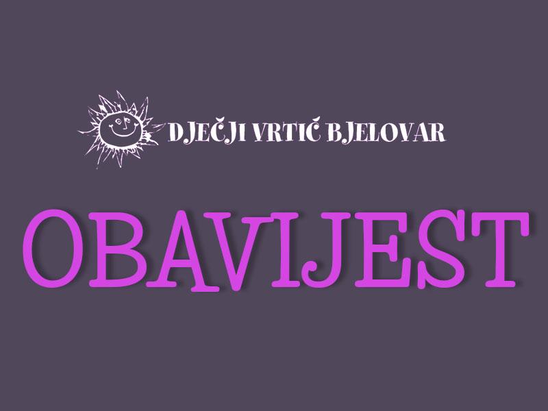 Rezultati upisa djece u područno odjeljenje u Gudovcu u tekućoj 2020. / 2021. godini